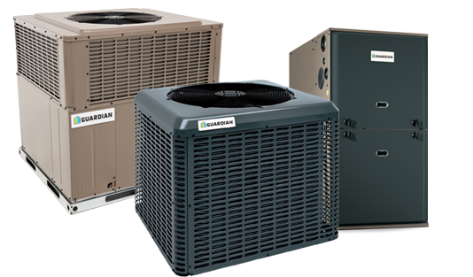 Guardian Heating and Air Conditioning Equipment